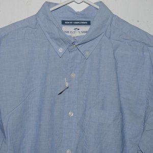 Old navy short sleeve mens shirt size L J1045